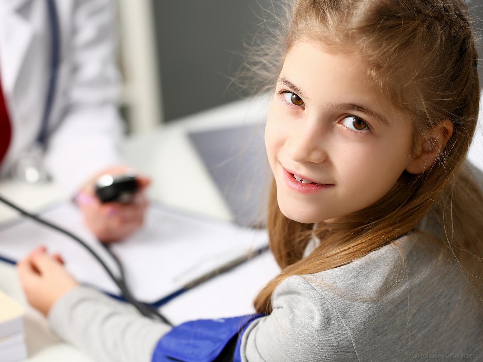 Como identificar a hipertensão em crianças e adolescentes?