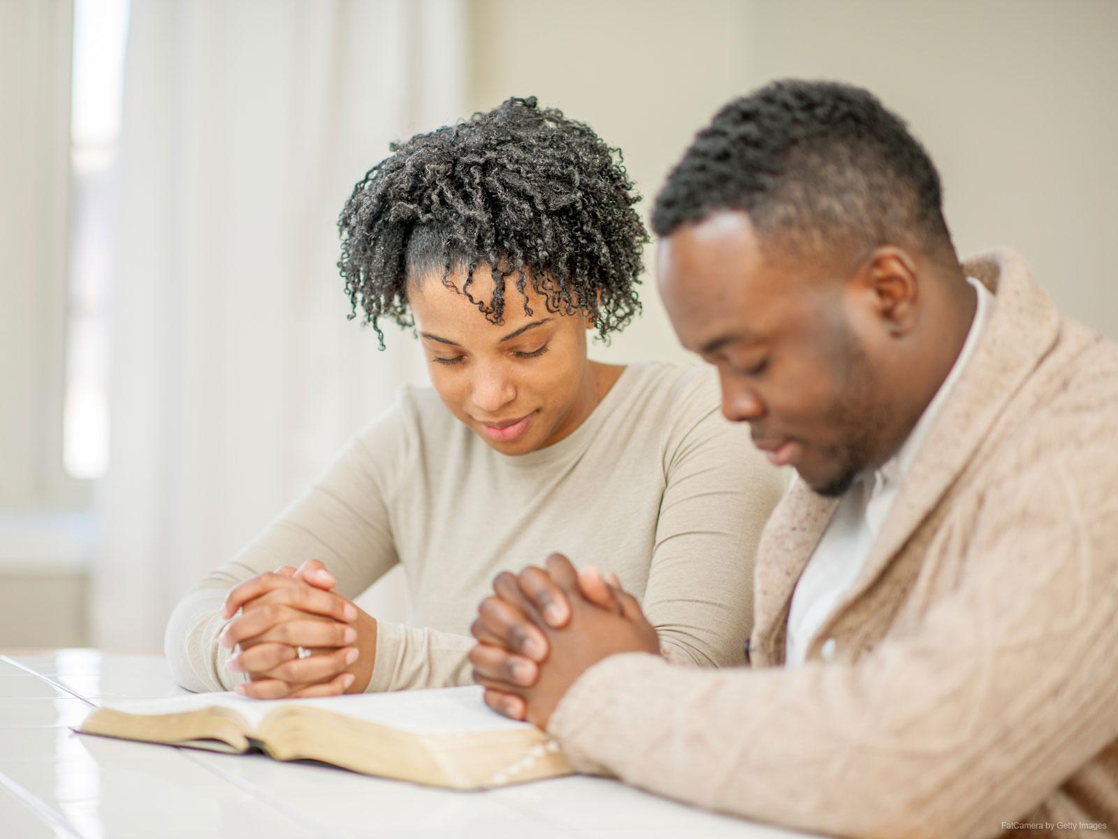 Da oração conjugal a oração familiar