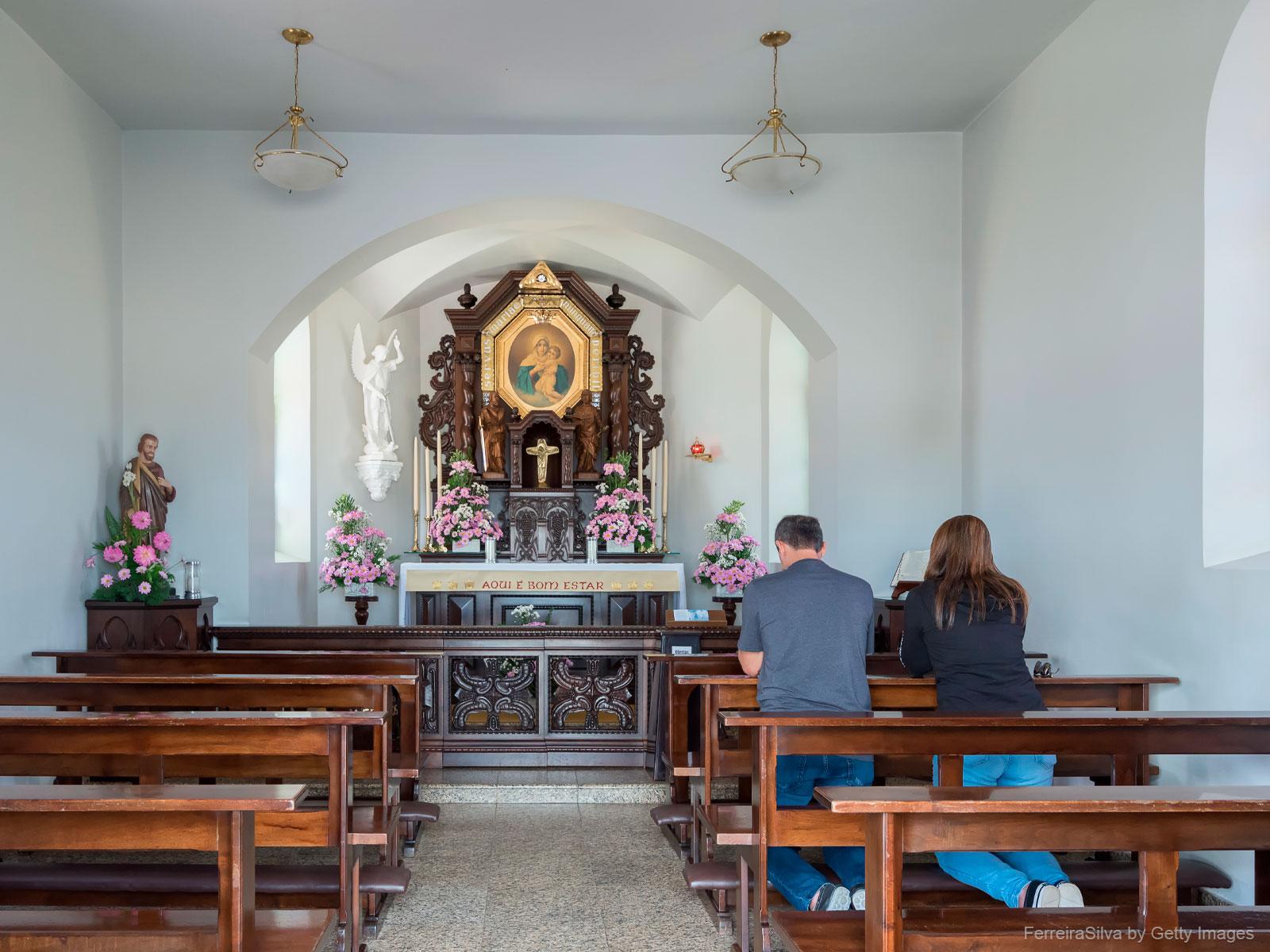 Intercessão dos santos