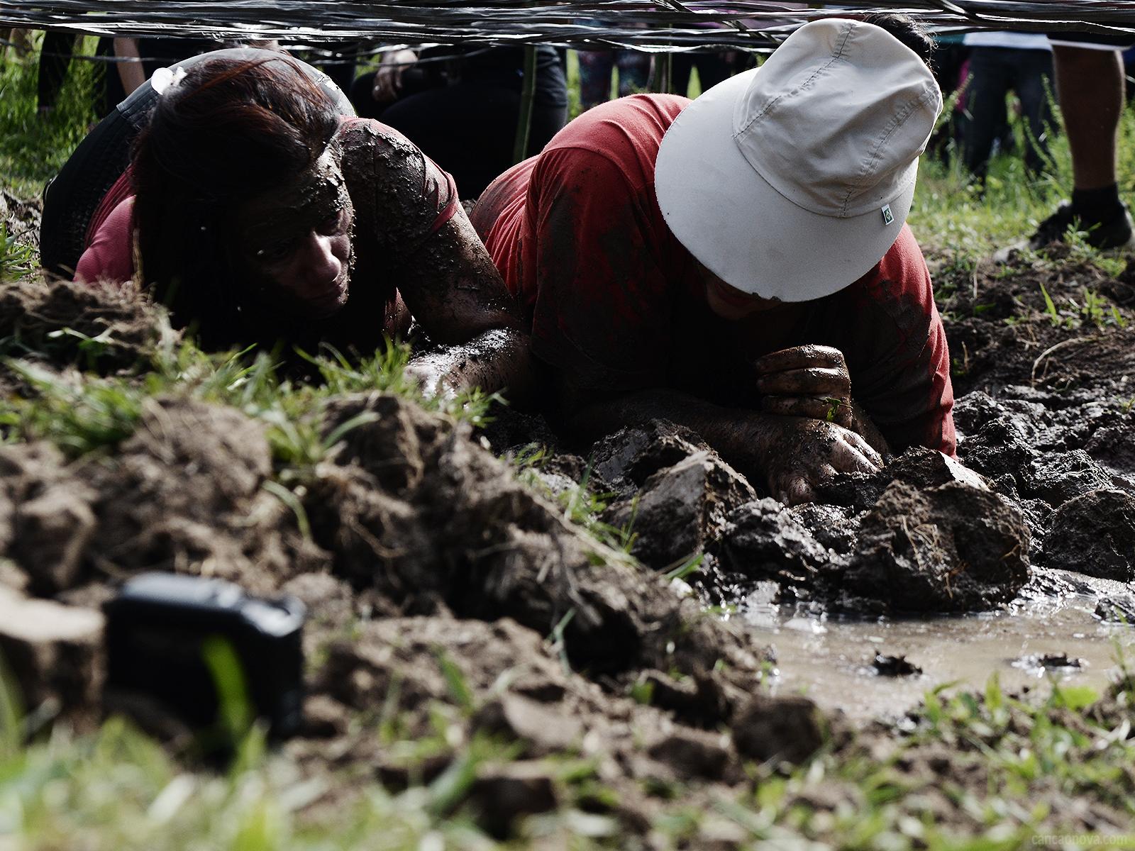 O pecado nos leva para a lama