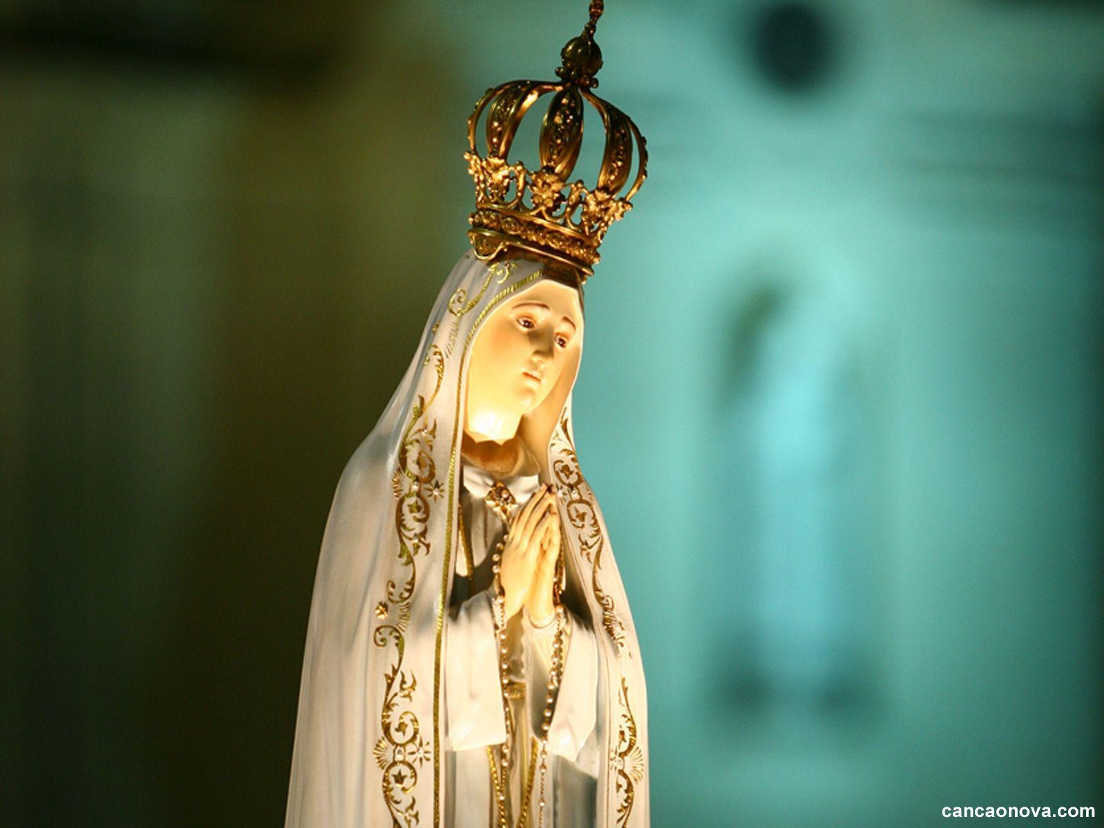 Oração_ Maria, nós nos entregamos a Ti