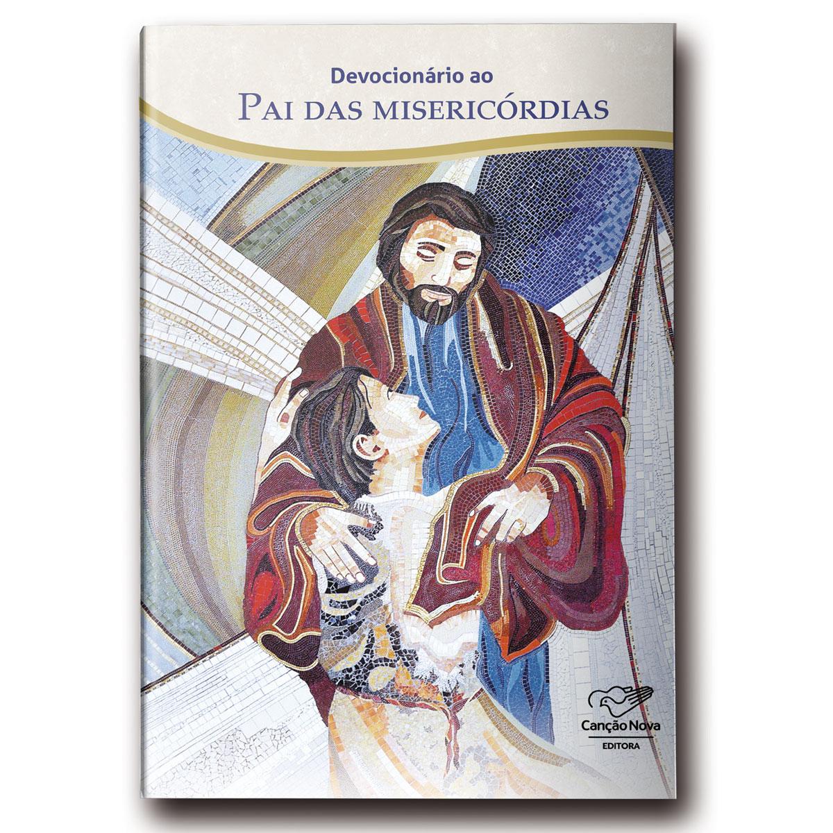 Livro Devocionário Pai das Misericórdias