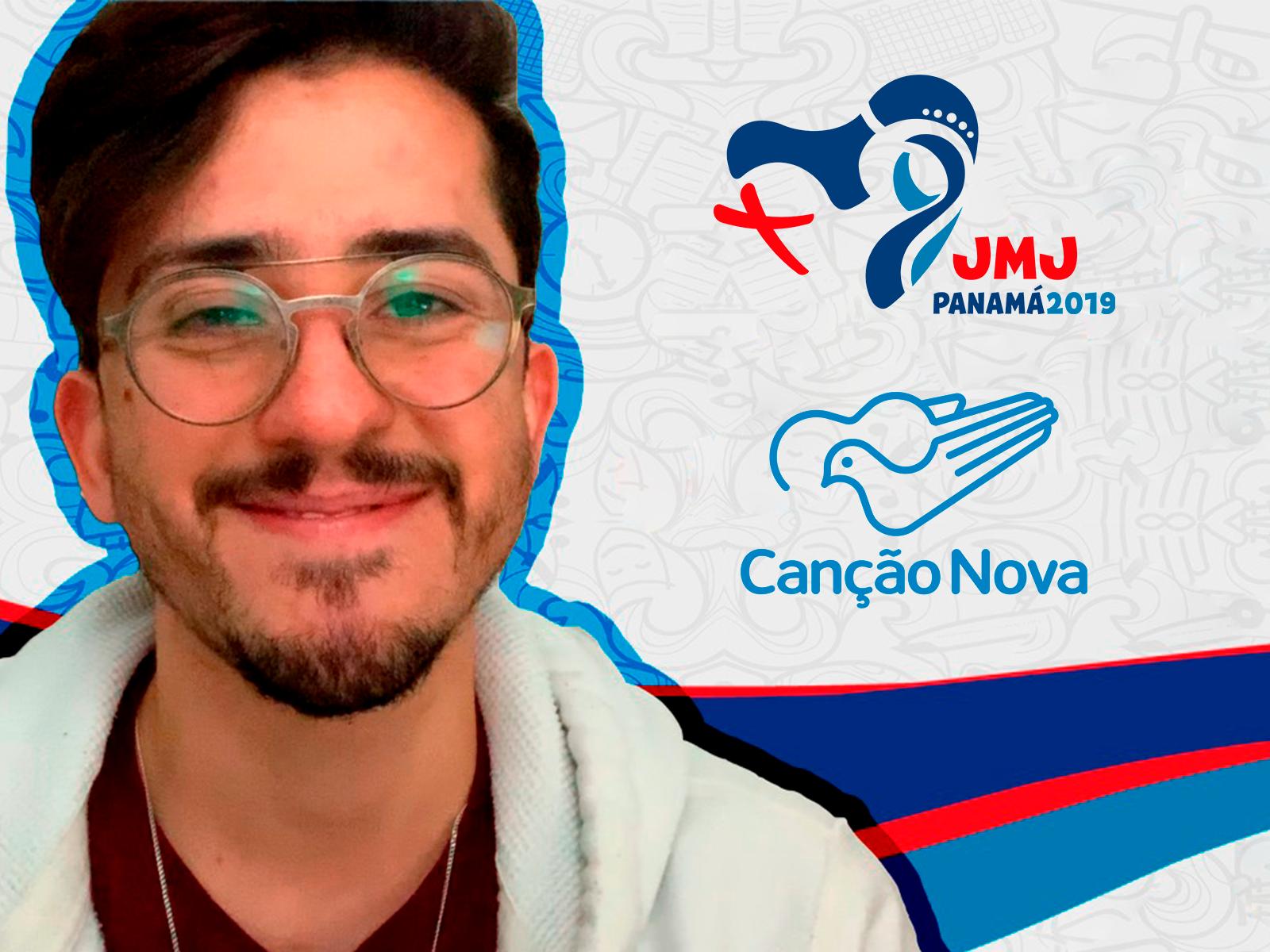 Roger da JMJ Panamá 2019 para Lisboa 2022