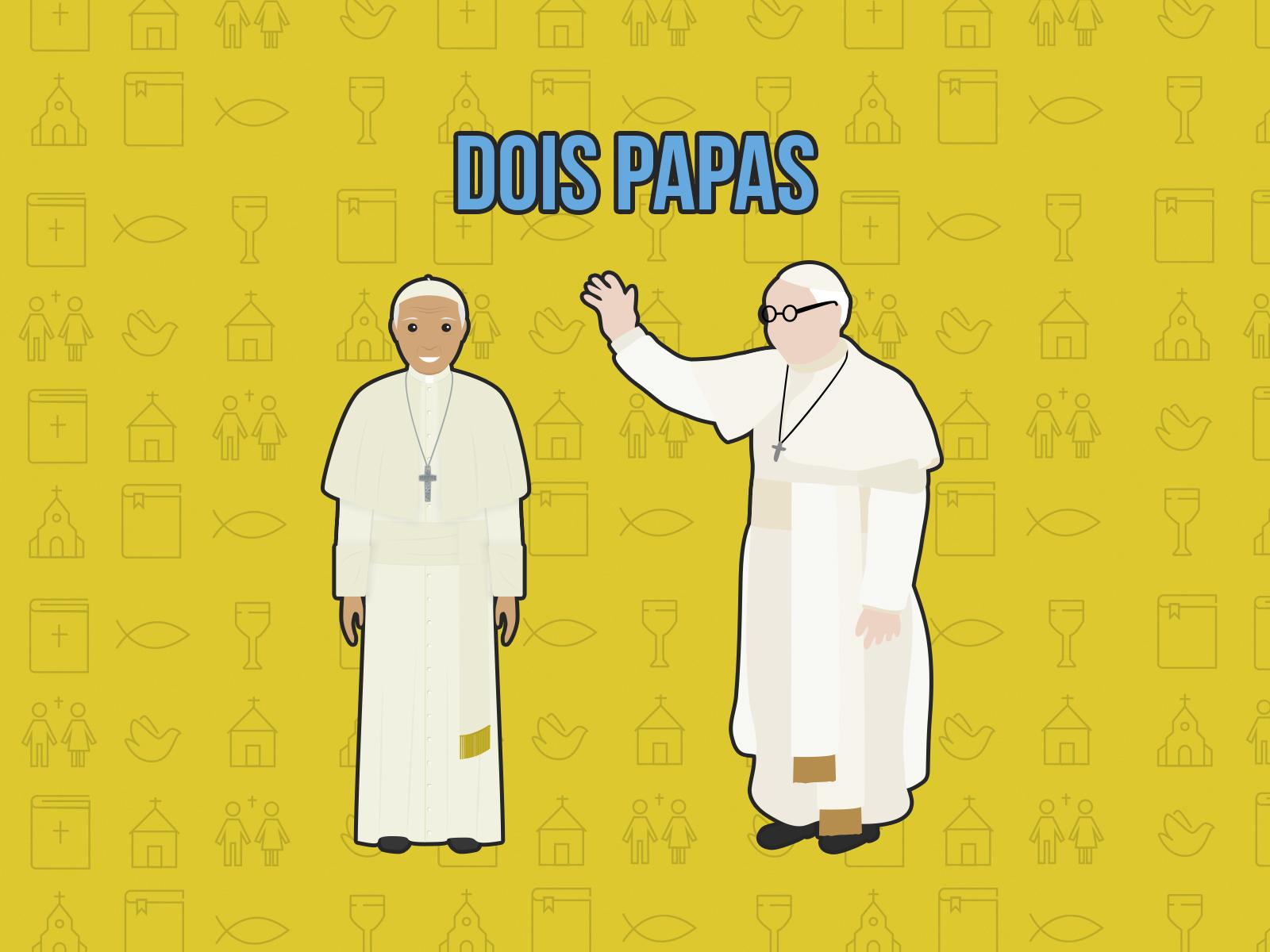 Professor Felipe Aquino comenta o filme Dois Papas