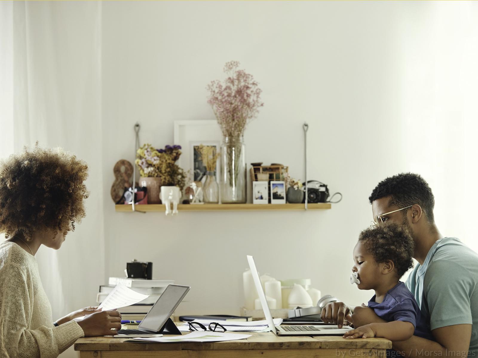 Dicas para adaptar o trabalho do escritório em casa