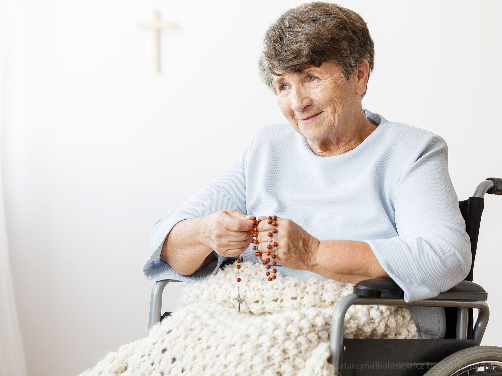 A presença de Maria na vida dos doentes