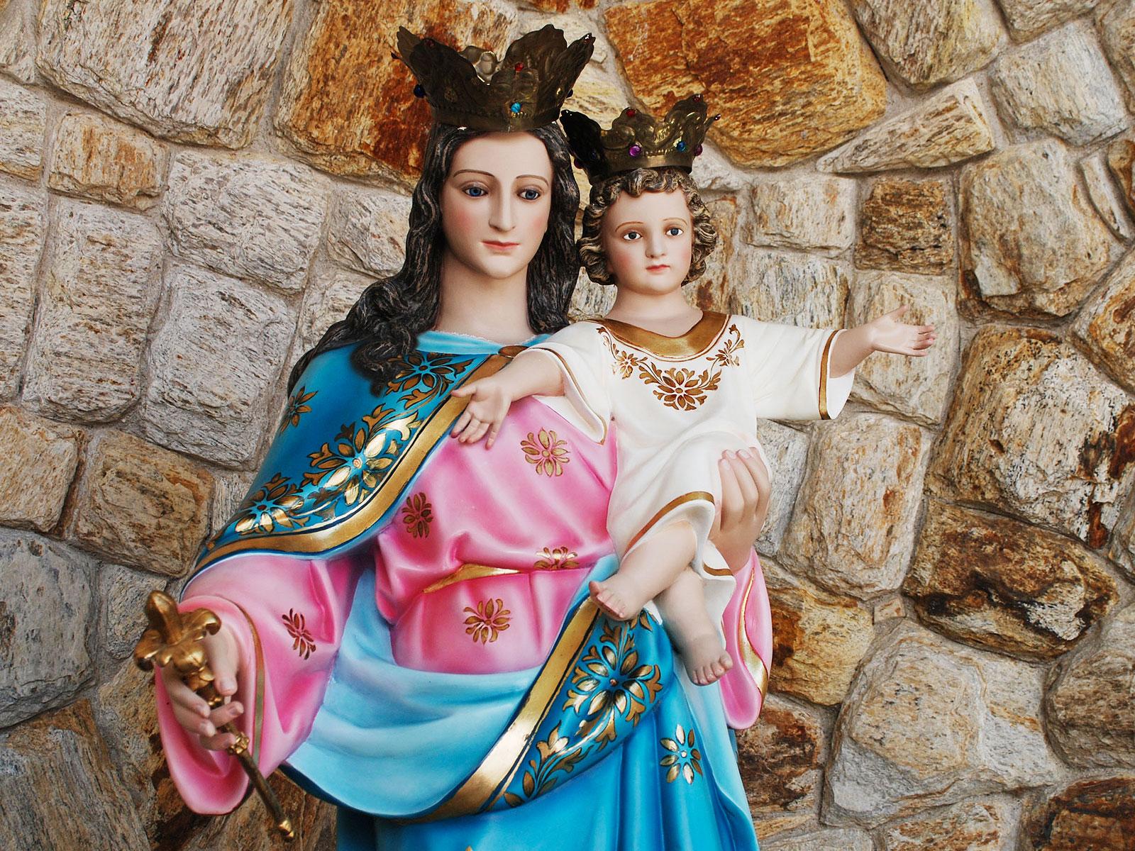 Nossa Senhora Auxiliadora dos Cristãos: vencedora de todas as batalhas