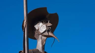 Dom Quixote pode nos ensinar sobre nosso caminho de santidade?