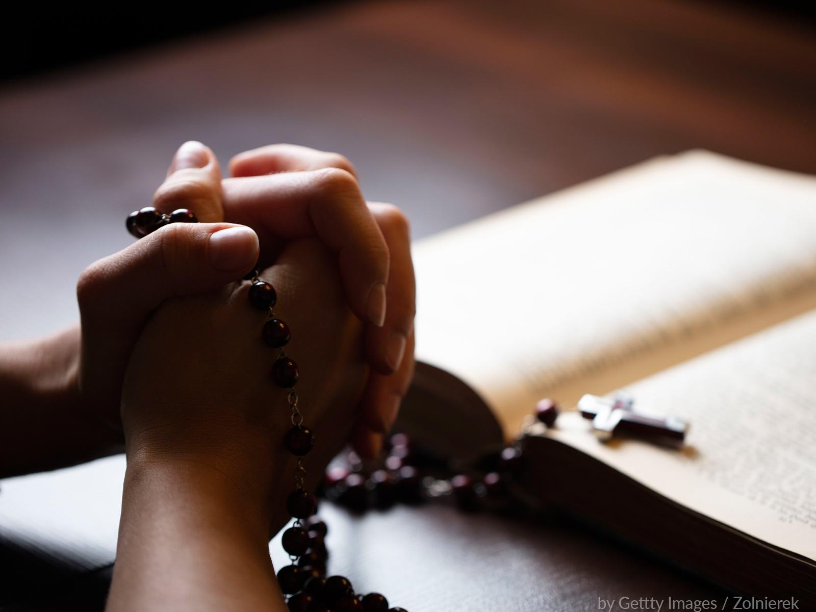 Como recomeçar um caminho de santidade?