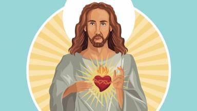 Ela amou o Sagrado Coração. E tu, também o amas?