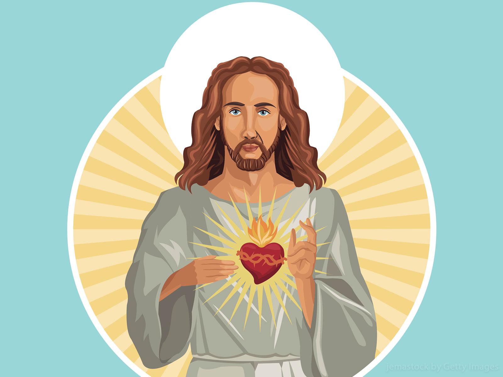 Ela-amou-o-sagrado-coracao-de-Jesus