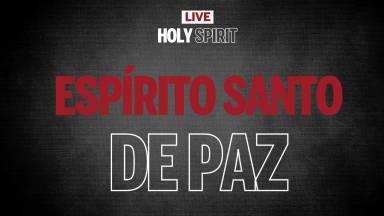 Live #5 | Espírito Santo de Paz | Holy Spirit