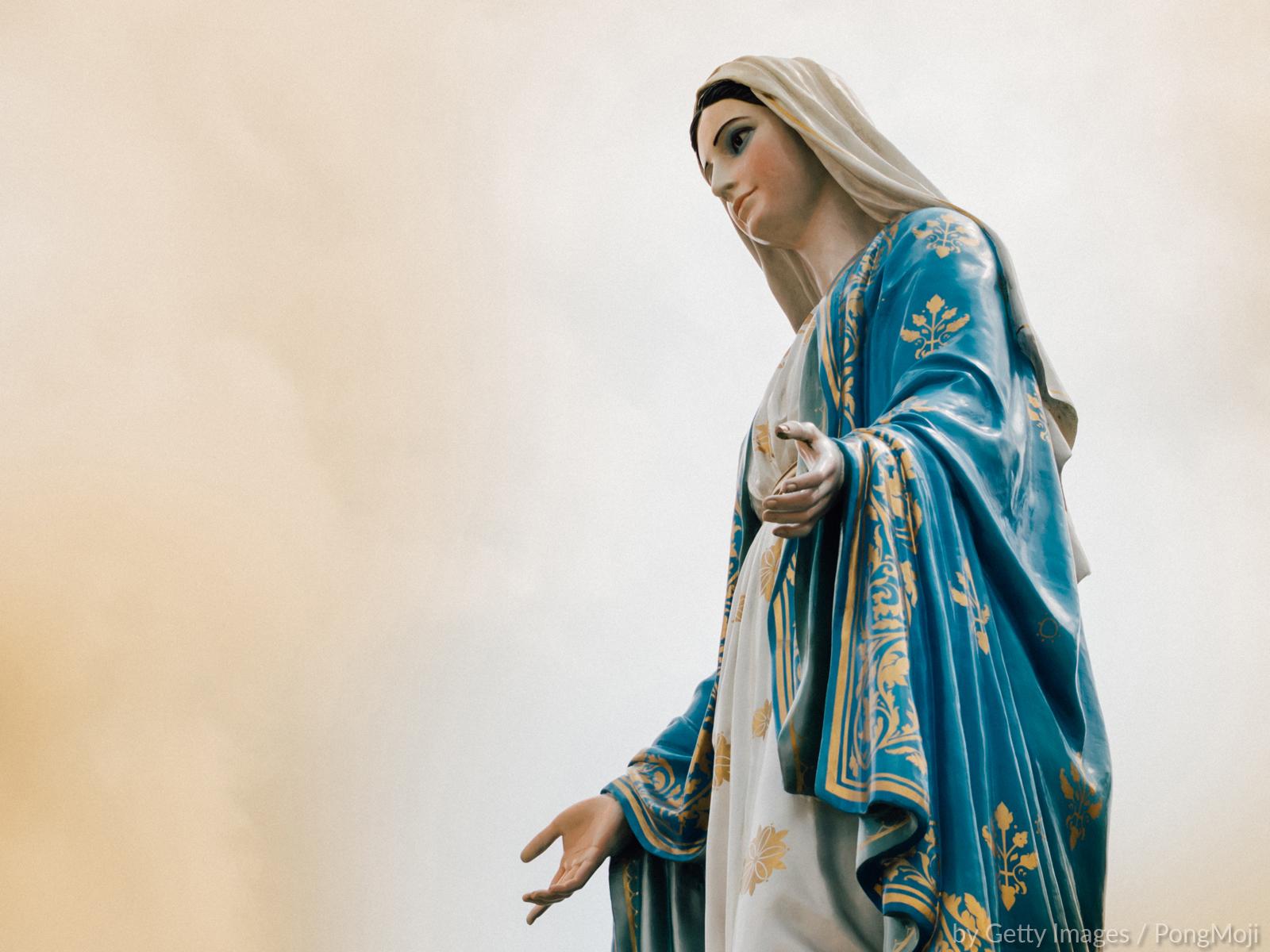 Maria é a Mãe de Deus