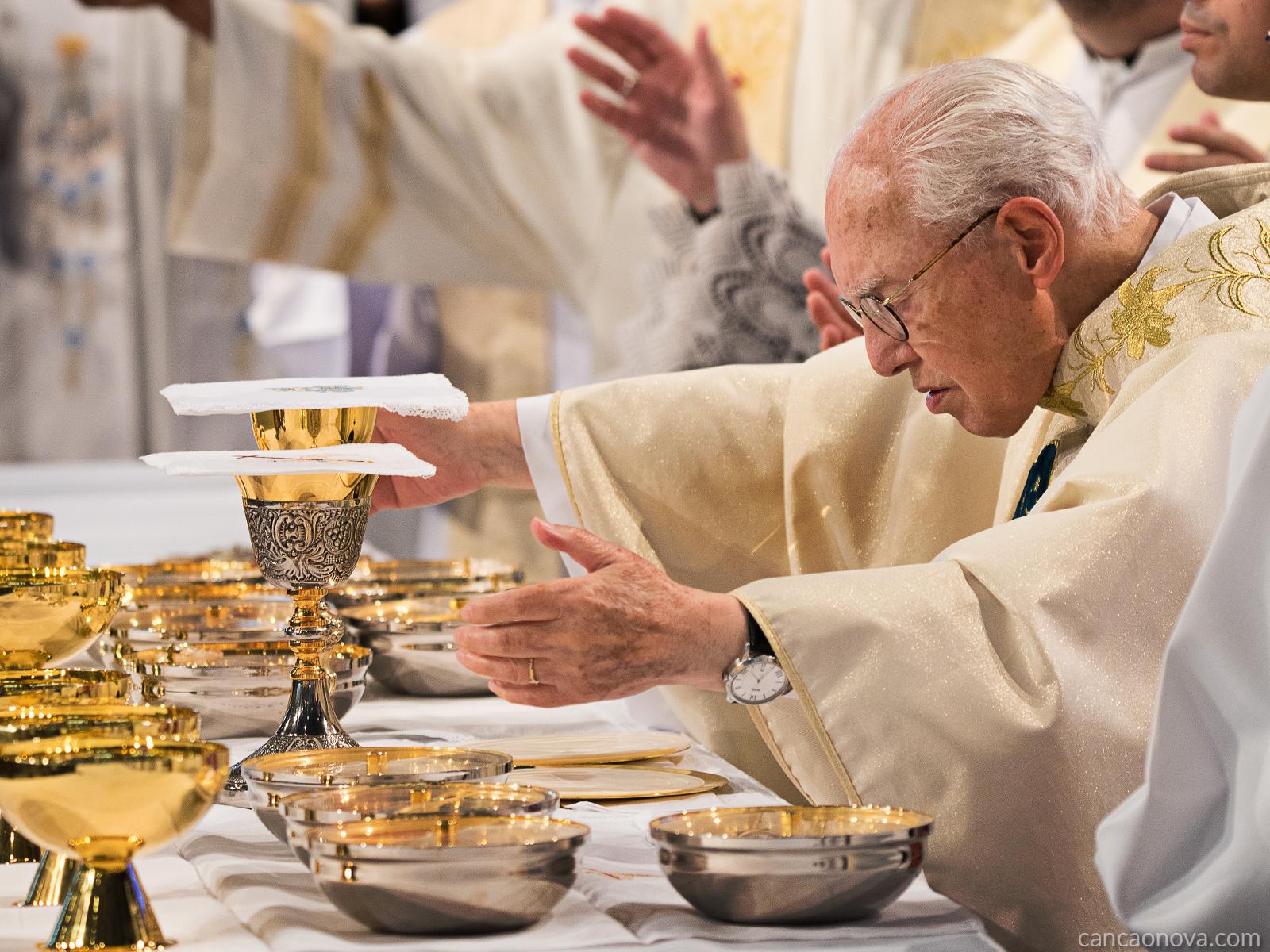 O que são ritos de preceito?