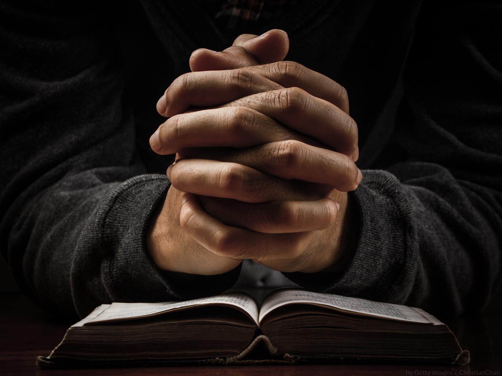 Oração é relacionamento