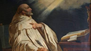 São Bernardo de Claraval, devoto da Virgem Maria