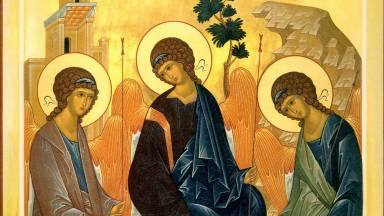 A Trindade e a Cruz