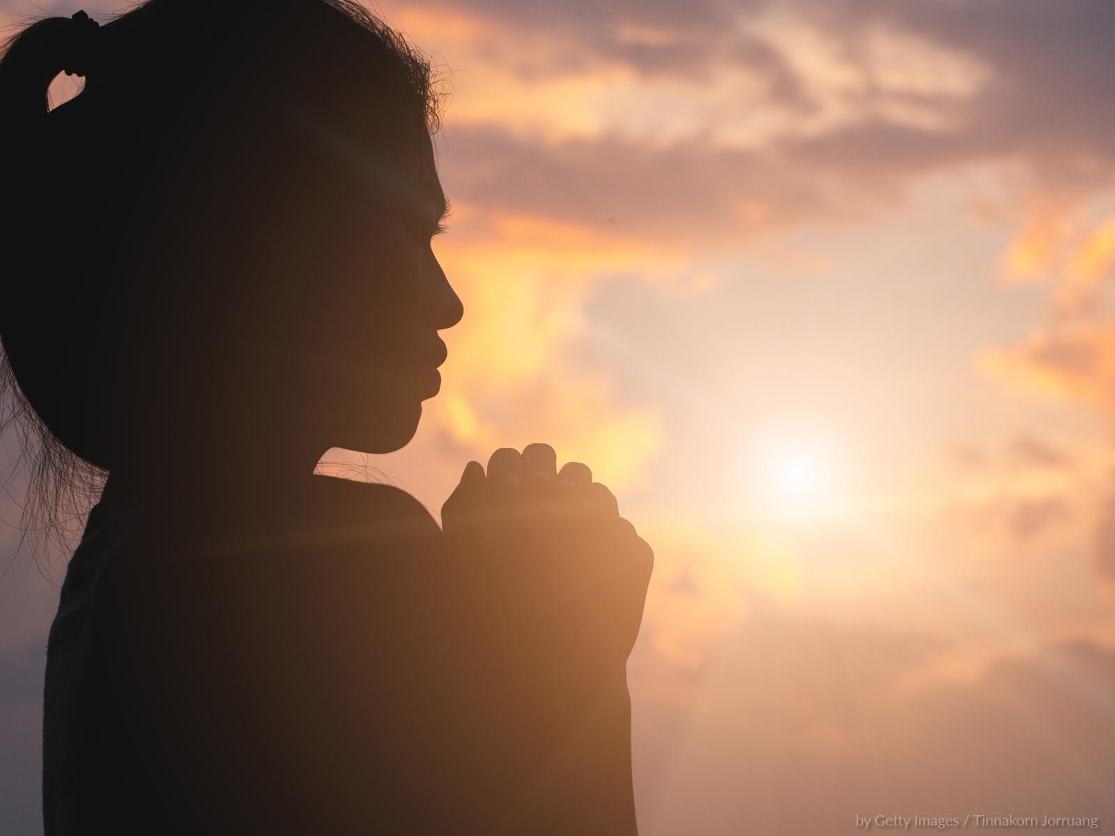 Creia no Deus da esperança sempre