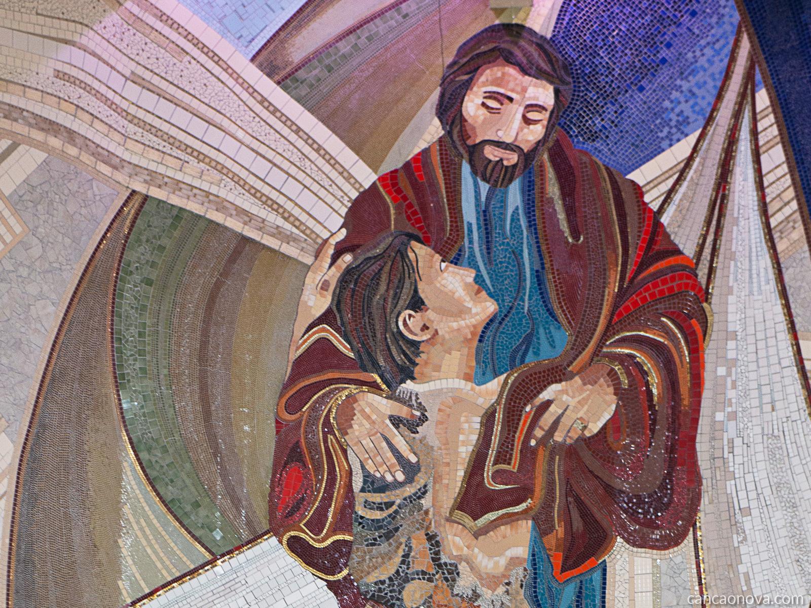 Jesus nos ensina a imensidão da misericórdia do amor do Pai