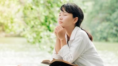Oração às avessas?
