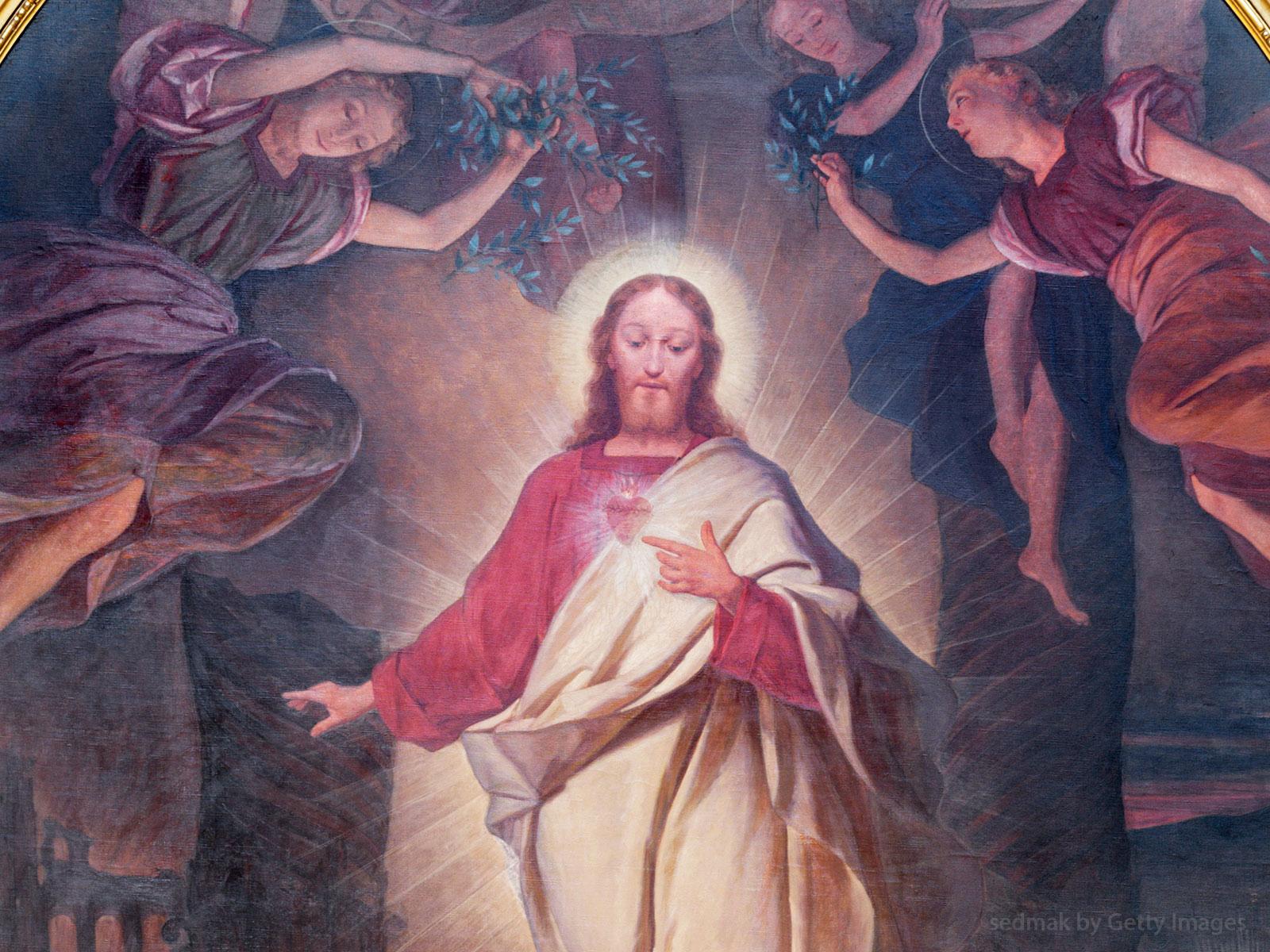 Sagrado Coração de Jesus esperança do mundo