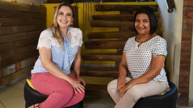 Tal Mãe, Tal Filho com a cantora e missionária Salette Ferreira