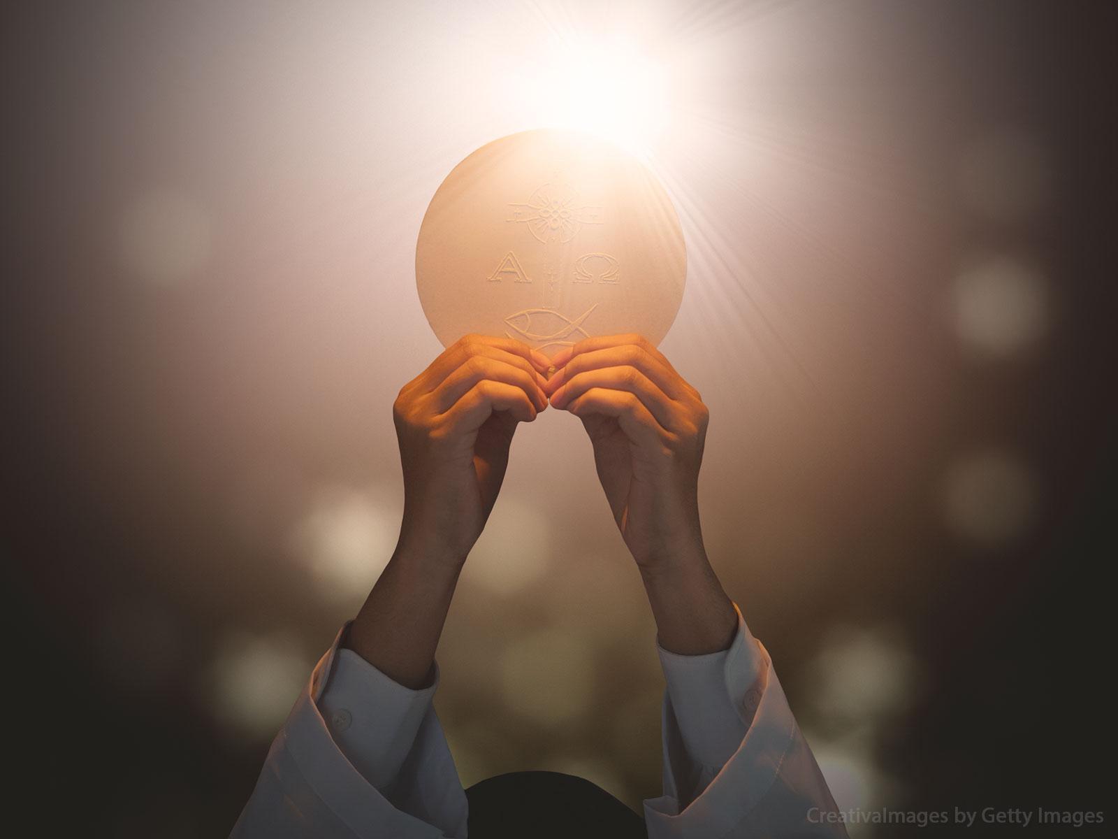 O maná e a Eucaristia: qual sabor tem o pão da vida?