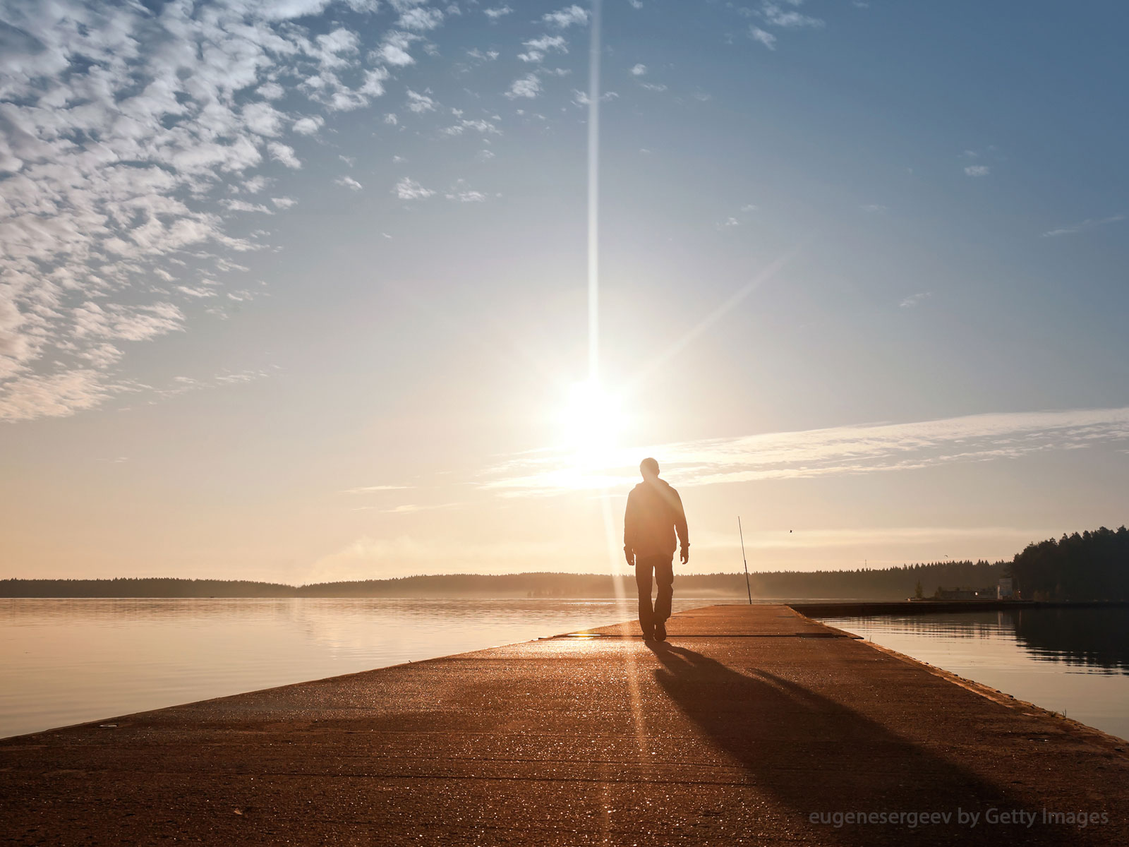 Quais são as características que Deus formou no homem na sua criação?