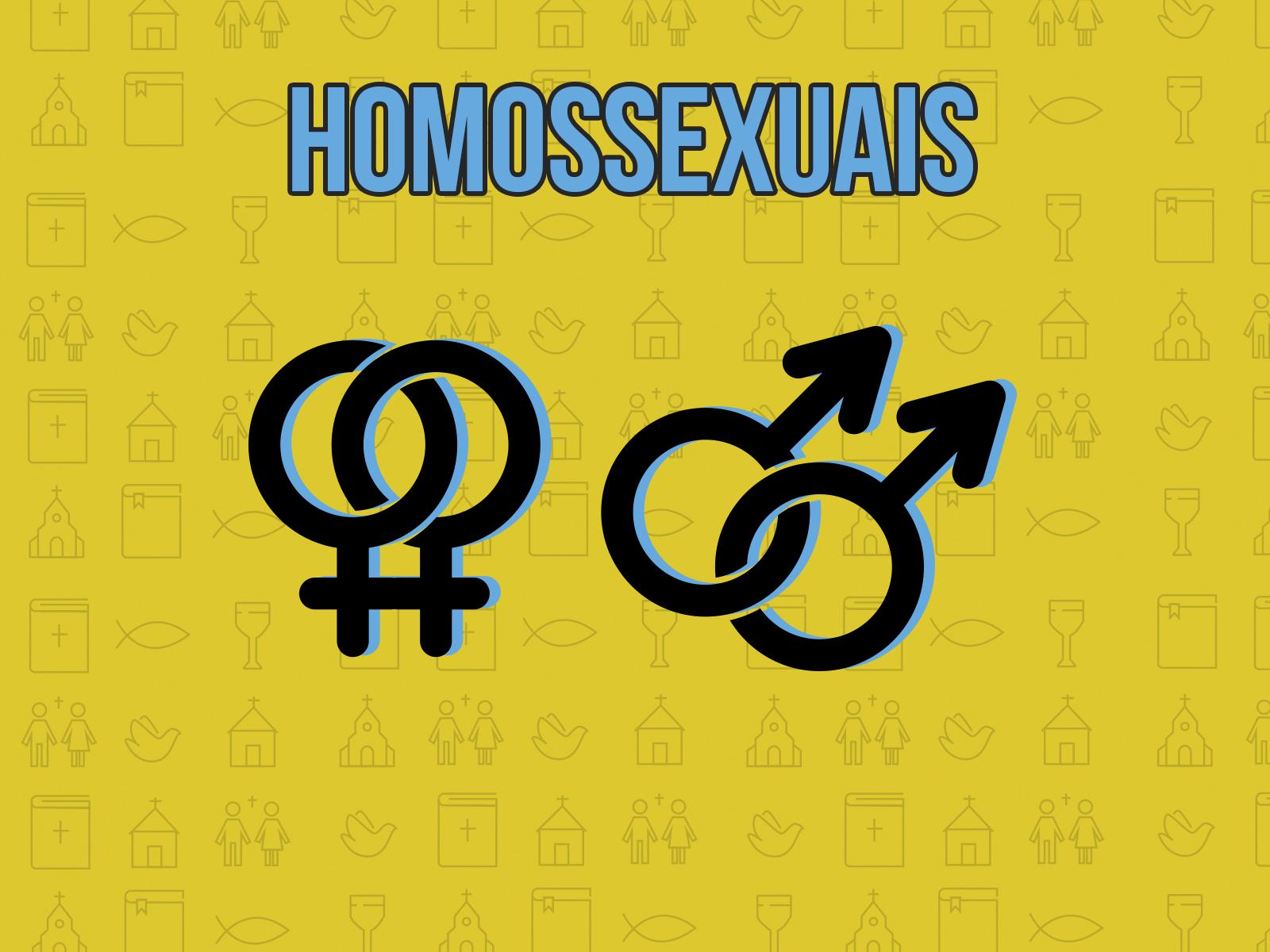 O que a Igreja diz sobre homossexualidade?