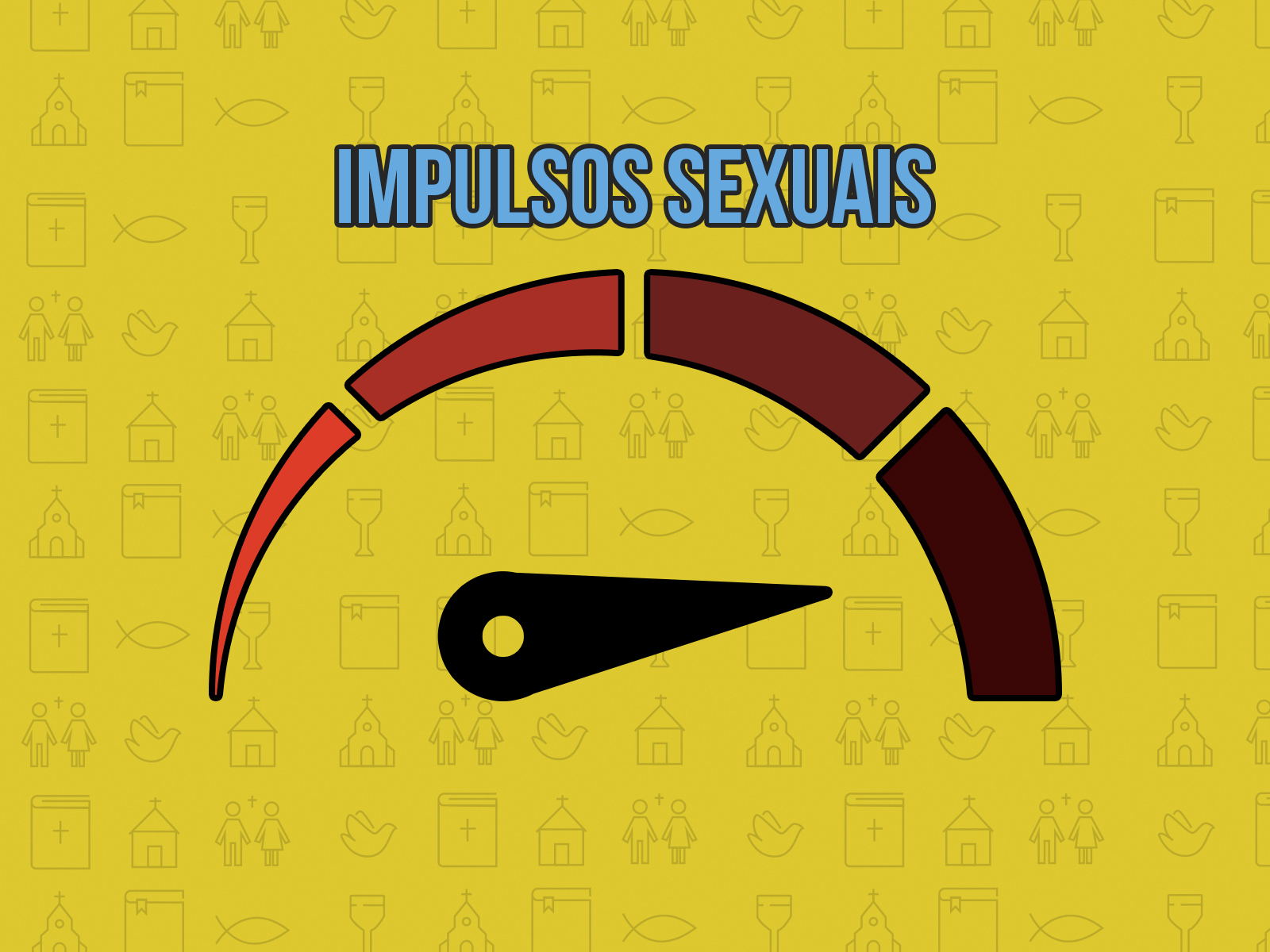 Impulsos sexuais: a carne é fraca?