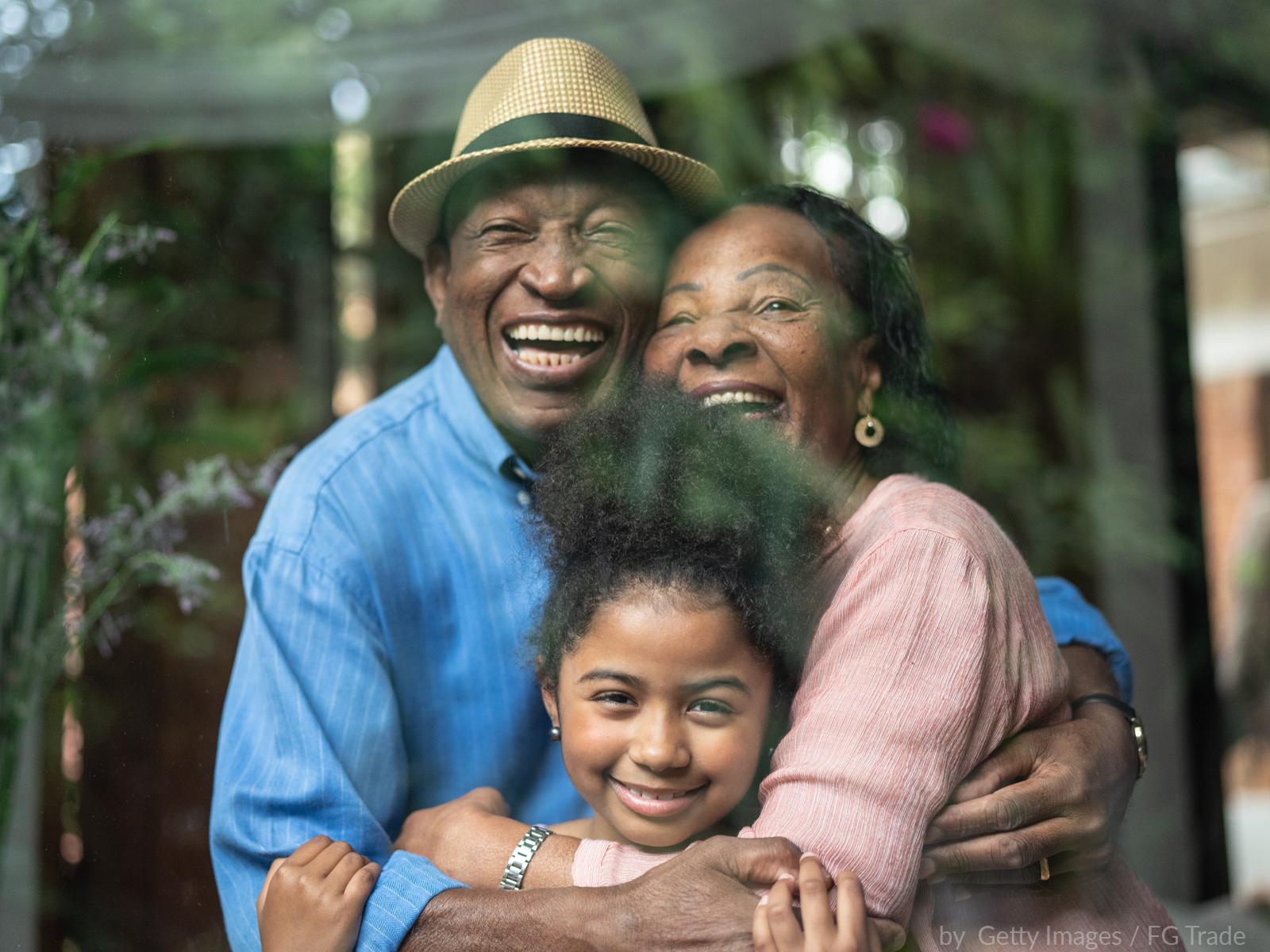 Pais divorciados. Como os avós podem conviver como os netos?