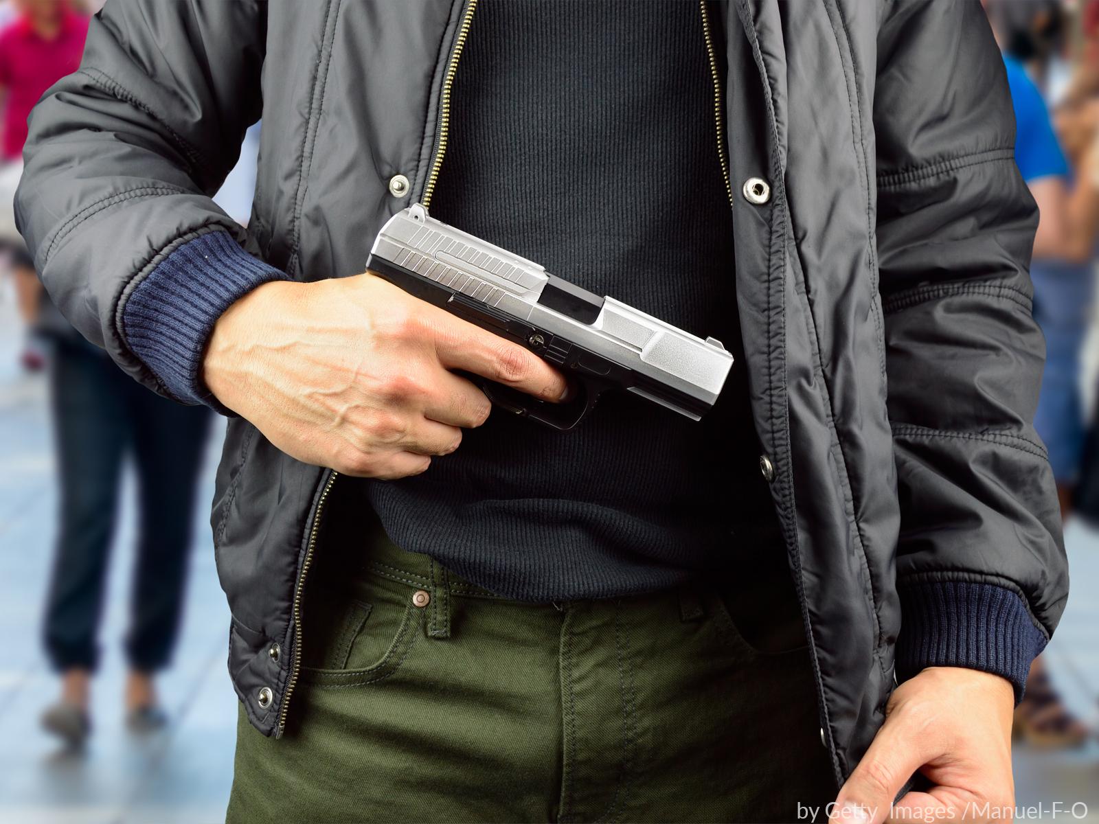 O que a Igreja diz sobre posse de armas?
