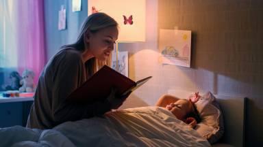 Por que é importante ler para os filhos?