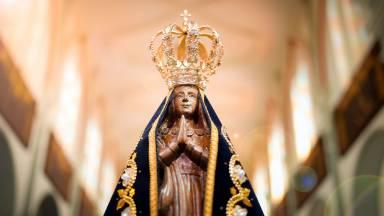 Maria é a chave do nosso encontro pessoal com Deus