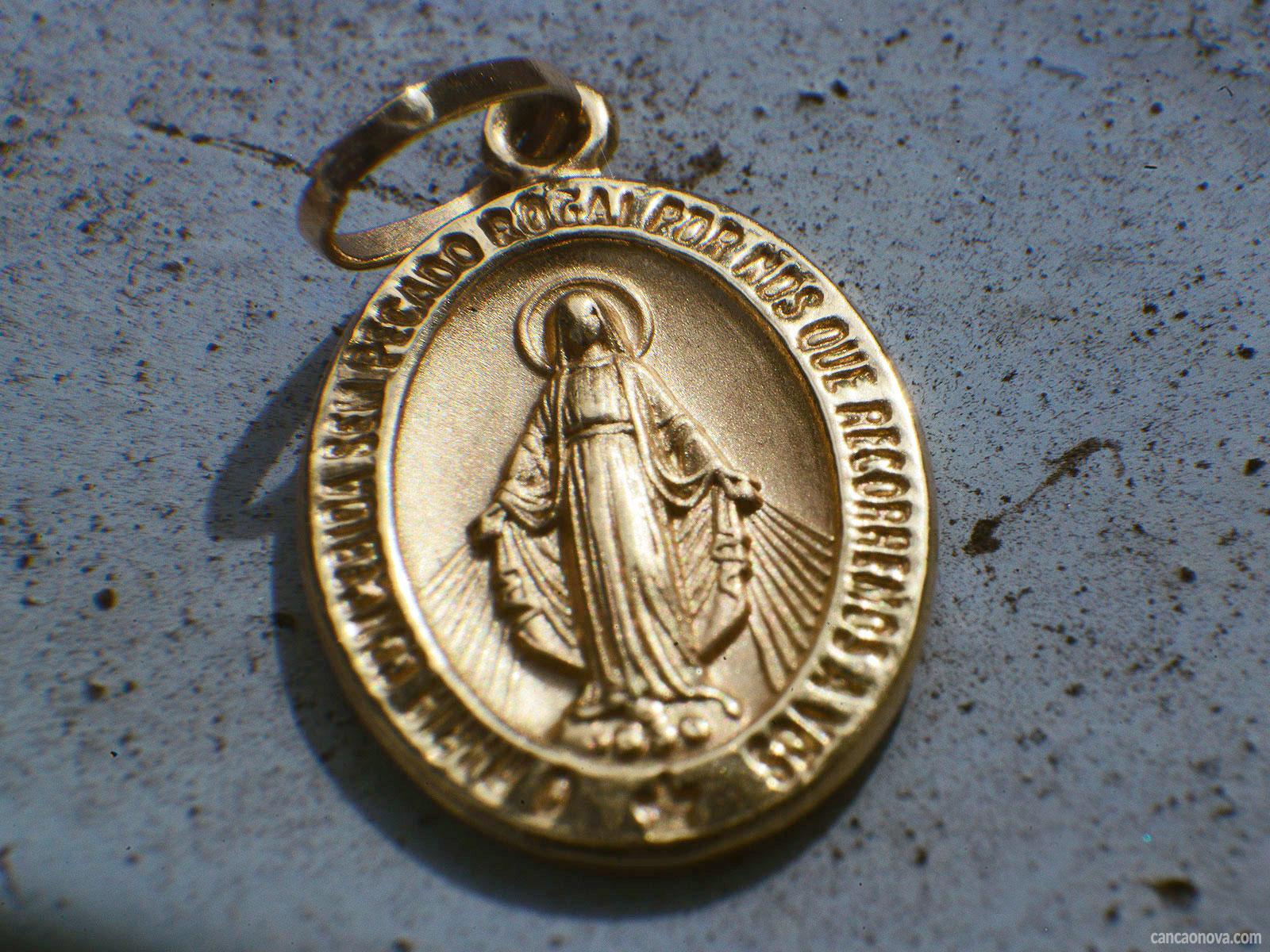 Jesus cuidou dos meus filhos através da medalha milagrosa