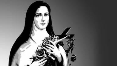 Aprendamos com Santa Teresinha a nos abandonarmos em Deus