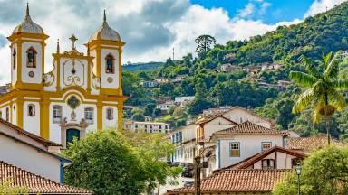 Minas Gerais, uma nação com belezas e riquezas