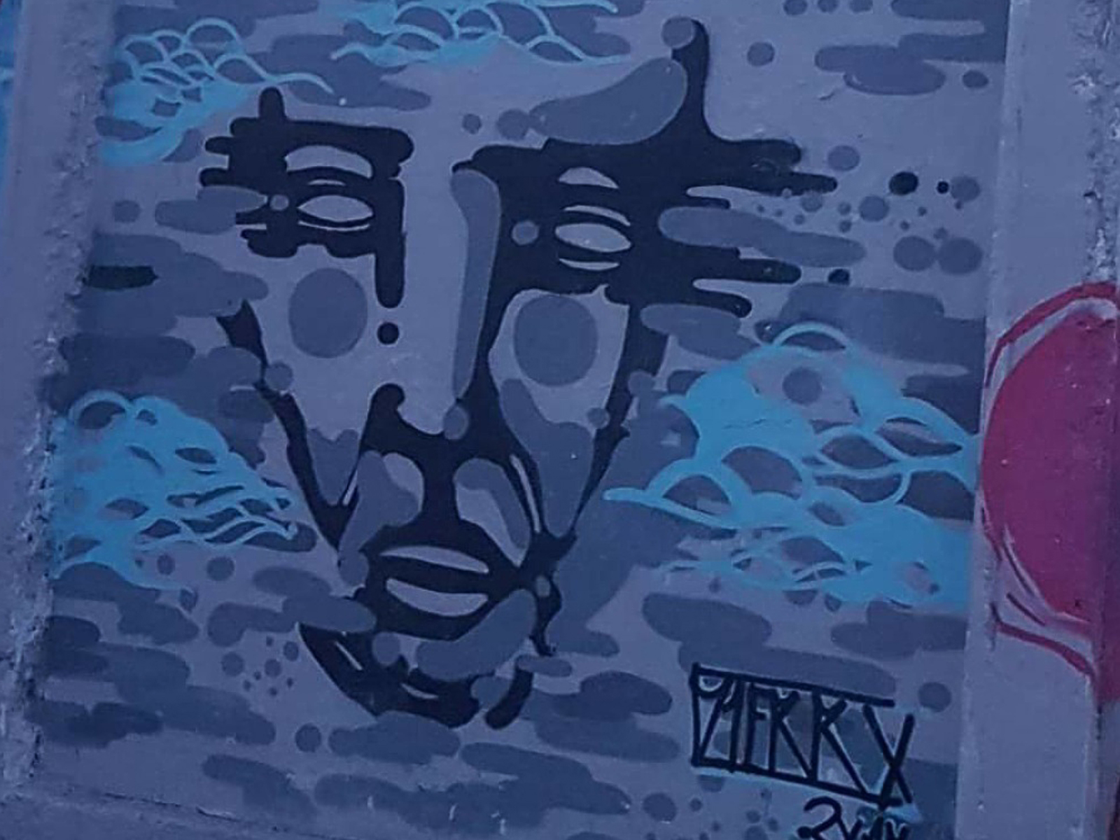 O grafite e seu convite inesperado
