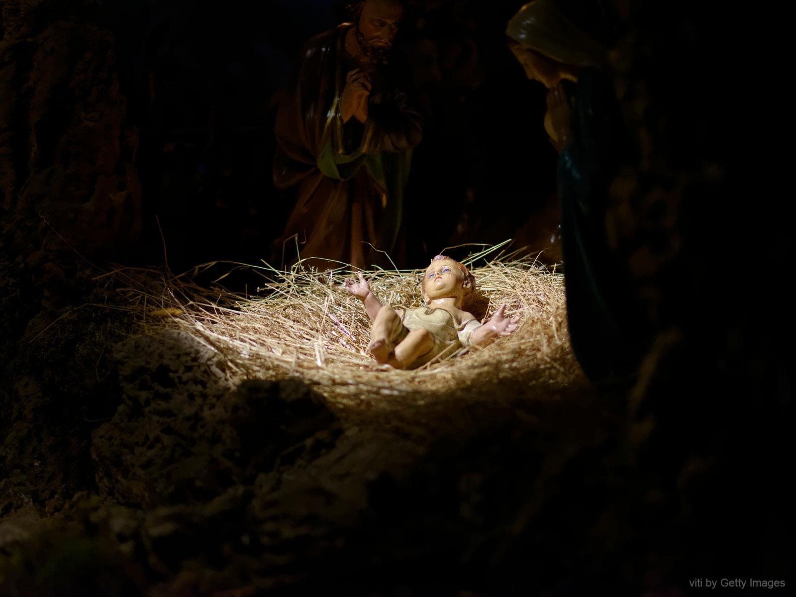 Jesus Cristo: luz a um mundo fechado
