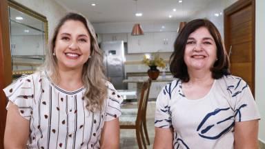Márcia Corrêa conta sua experiência com a maternidade