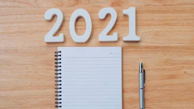 Não faça apenas uma lista de metas para 2021