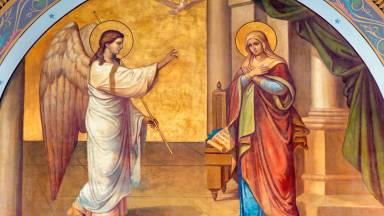 O Arcanjo Gabriel: o mensageiro da encarnação