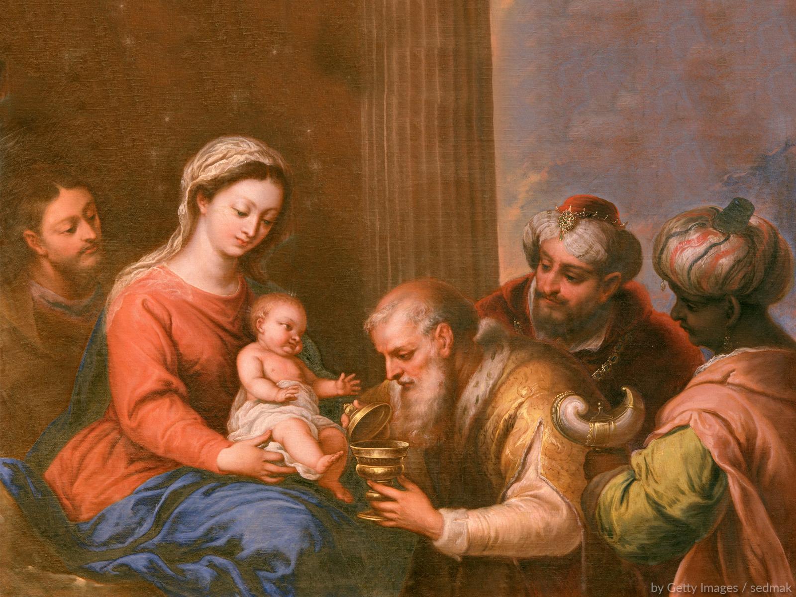 Solenidade litúrgica da Epifania do Senhor