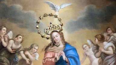 Toda bela és, Maria Imaculada Conceição