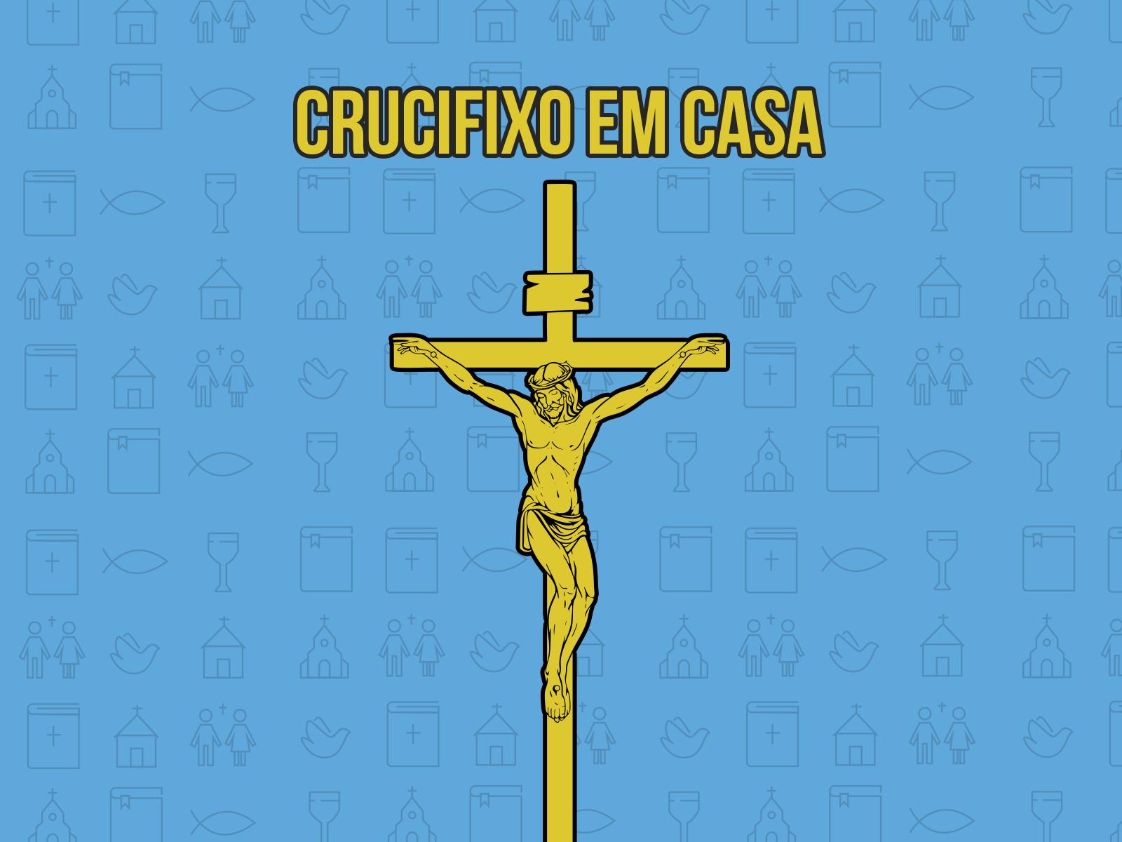 Por que devemos ter um crucifixo em casa