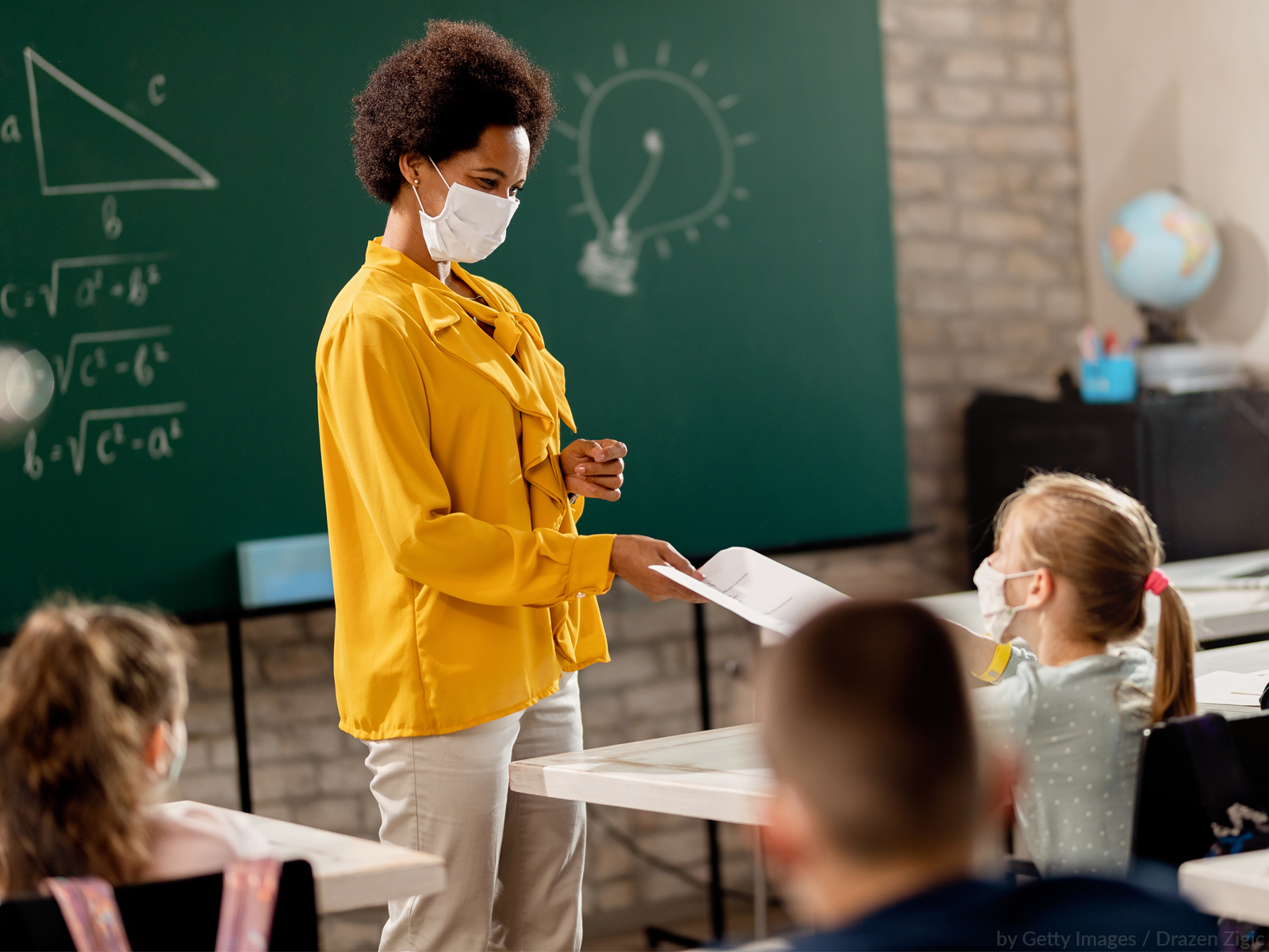 Pós-pandemia: como readaptar às aulas presenciais?