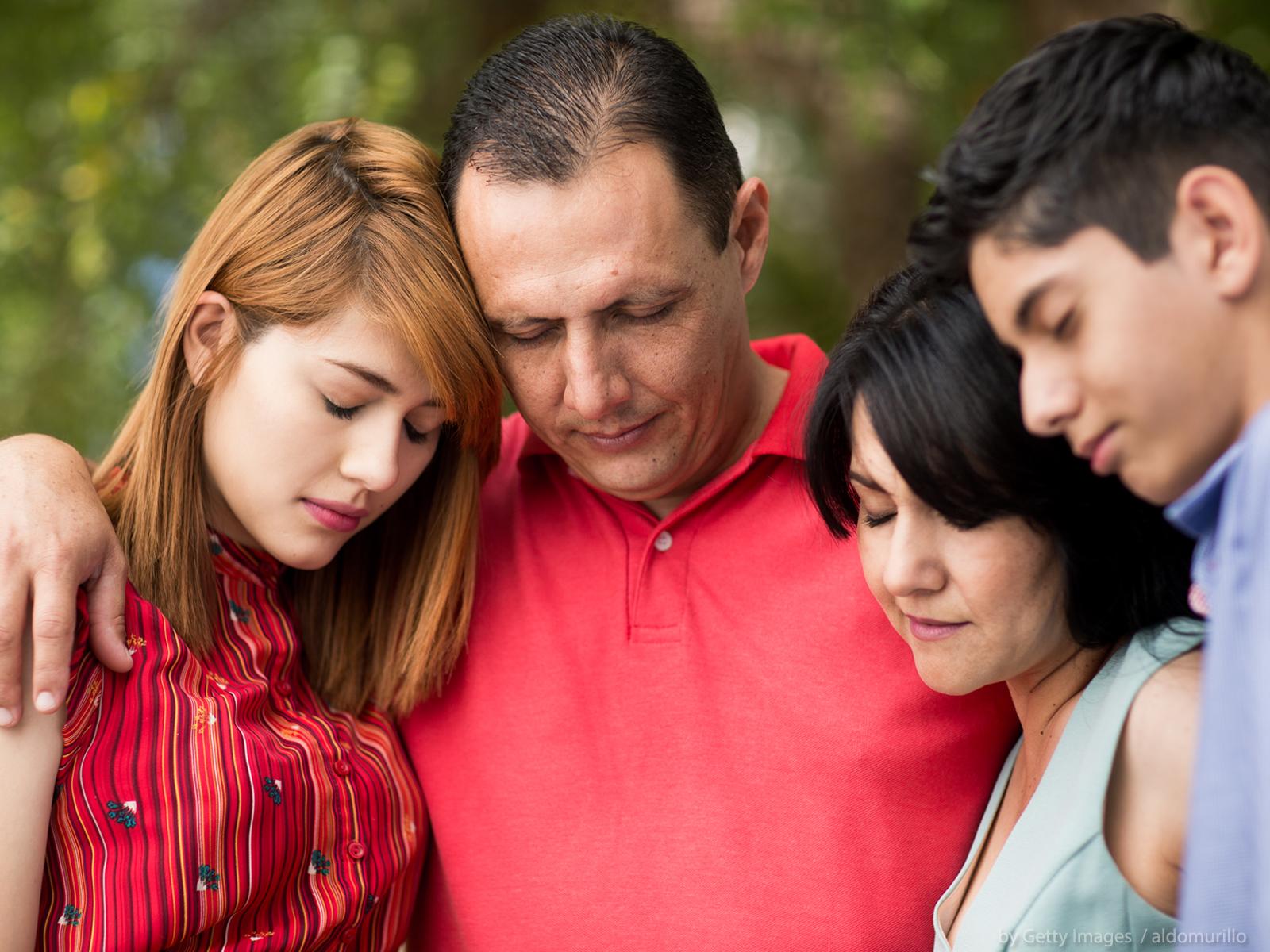 A presença do Arcanjo Rafael cura e defesa da família