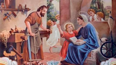 Além de mãe e filho, Maria e Jesus eram grandes amigos!