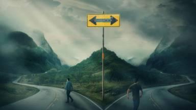 O que tem no fim da estrada? Já parou refletir sobre isso?