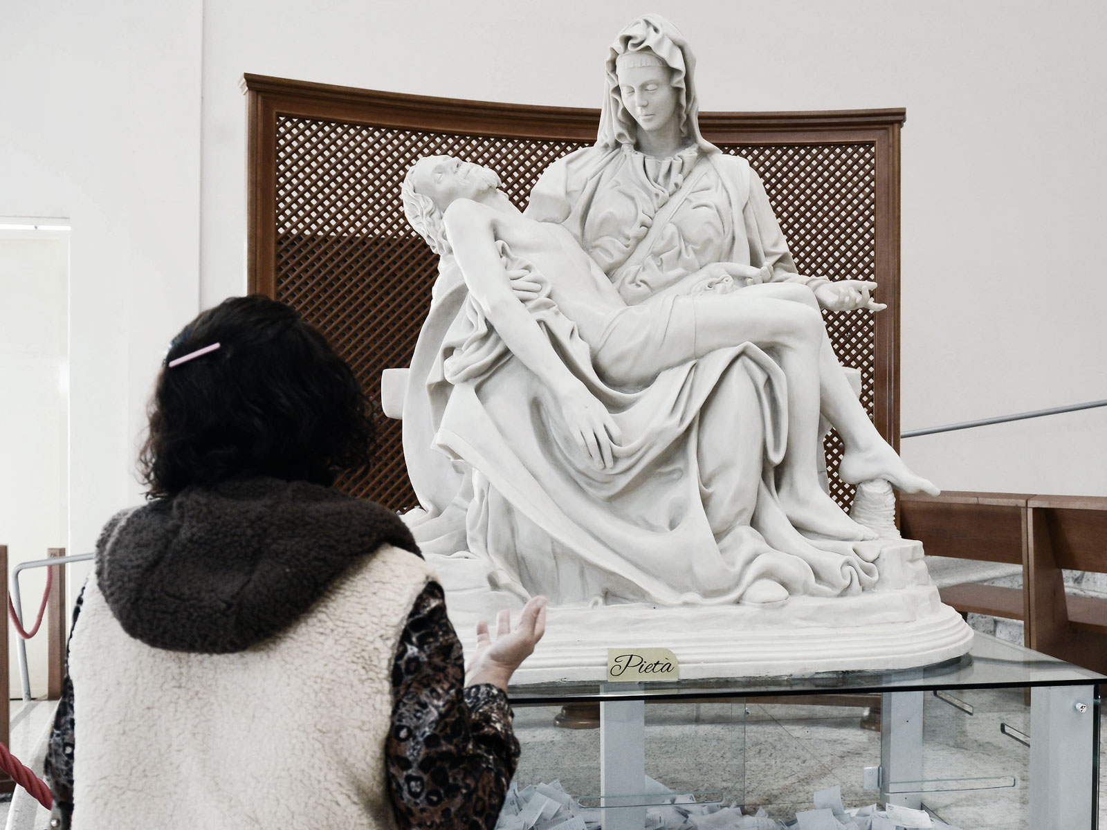 Senhora da Piedade, mãe da Esperança